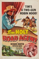Road Agent movie poster (1952) picture MOV_ce392874