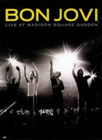 Bon Jovi: Live at Madison Square Garden movie poster (2009) picture MOV_ce3ad29a