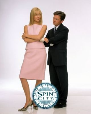 Spin City movie poster (1996) poster MOV_ce3d2cb3