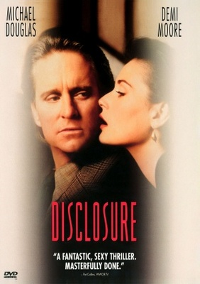 Disclosure movie poster (1994) poster MOV_ce402158