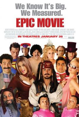 Epic Movie movie poster (2007) poster MOV_ce403d39