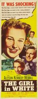The Girl in White movie poster (1952) picture MOV_ce477699
