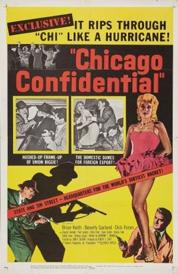 Chicago Confidential movie poster (1957) poster MOV_ce47d03d