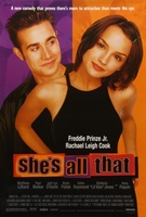 She's All That movie poster (1999) picture MOV_ce48818b