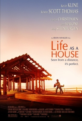Life as a House movie poster (2001) poster MOV_ce4d6cc0