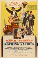 Nothing Sacred movie poster (1937) picture MOV_ce5932c3