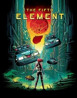 The Fifth Element movie poster (1997) picture MOV_ce5a457c