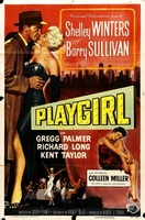 Playgirl movie poster (1954) picture MOV_ce5f3468