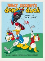 Donald's Golf Game movie poster (1938) picture MOV_ce5fe4b0