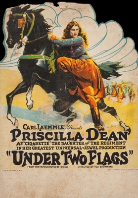Under Two Flags movie poster (1922) poster MOV_ce61c47b