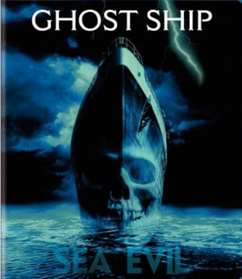 Ghost Ship movie poster (2002) poster MOV_ce68742e