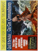 The Ten Commandments movie poster (1956) picture MOV_ce700fcd