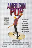 American Pop movie poster (1981) picture MOV_ce7102e8