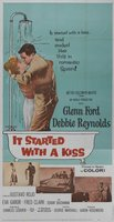 It Started with a Kiss movie poster (1959) picture MOV_ce725e33