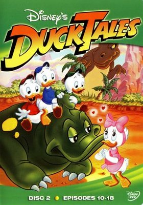 DuckTales movie poster (1987) poster MOV_ce7a80ae