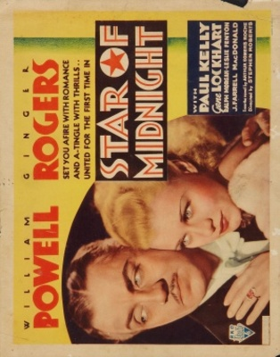 Star of Midnight movie poster (1935) poster MOV_ce7bb267