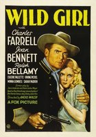 Wild Girl movie poster (1932) picture MOV_ce7c695e