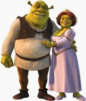 Shrek movie poster (2001) picture MOV_ce81f3d4
