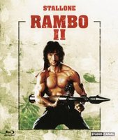 Rambo: First Blood Part II movie poster (1985) picture MOV_ce82b81c