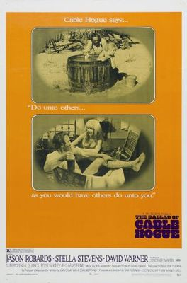 The Ballad of Cable Hogue movie poster (1970) poster MOV_ce82d38b