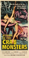 Attack of the Crab Monsters movie poster (1957) picture MOV_ce843fc7