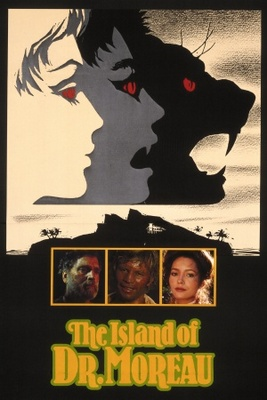 The Island of Dr. Moreau movie poster (1977) poster MOV_ce8f9361