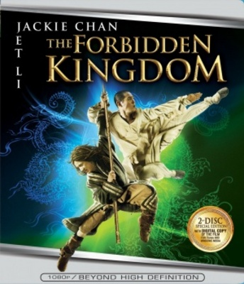 The Forbidden Kingdom movie poster (2008) poster MOV_ce90e5da