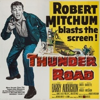 Thunder Road movie poster (1958) picture MOV_ce98ce24