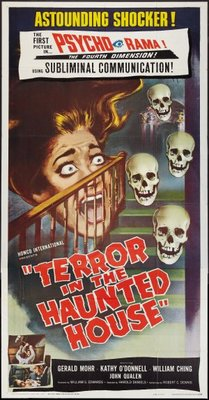 My World Dies Screaming movie poster (1958) poster MOV_ce9f2c05