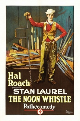 The Noon Whistle movie poster (1923) poster MOV_cea51742