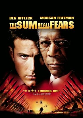 The Sum Of All Fears movie poster (2002) poster MOV_cea64d33