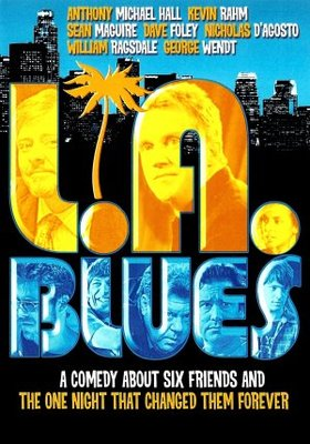 LA Blues movie poster (2007) poster MOV_cea7385f
