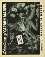 Adventures of Captain Marvel movie poster (1941) picture MOV_ceaa3df1