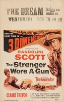 The Stranger Wore a Gun movie poster (1953) picture MOV_ceaf51b1