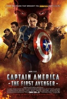 Captain America: The First Avenger movie poster (2011) picture MOV_ceb1d28f