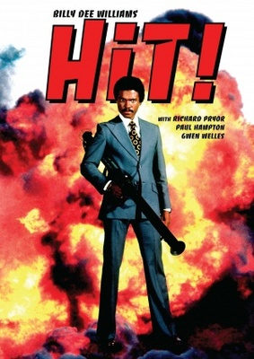 Hit! movie poster (1973) poster MOV_ceb5d3c8