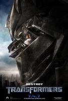 Transformers movie poster (2007) picture MOV_cebacaa5