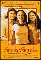 Smoke Signals movie poster (1998) picture MOV_cebb528b