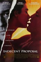 Indecent Proposal movie poster (1993) picture MOV_cebc0ee8
