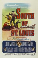 South of St. Louis movie poster (1949) picture MOV_cebcd635