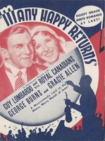 Many Happy Returns movie poster (1934) picture MOV_cec016ab