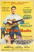 Love Me Tender movie poster (1956) picture MOV_cec089ac