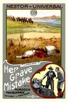 Her Grave Mistake movie poster (1914) picture MOV_cec0a418