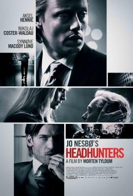 Hodejegerne movie poster (2011) poster MOV_cec190fa