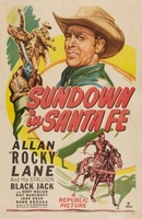 Sundown in Santa Fe movie poster (1948) picture MOV_cec28a79