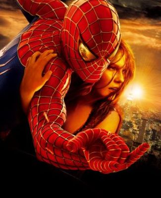 Spider-Man 2 movie poster (2004) poster MOV_cec4acd1