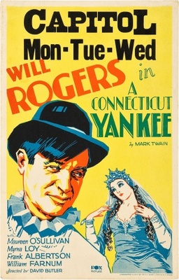 A Connecticut Yankee movie poster (1931) poster MOV_ced13af9