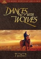 Dances with Wolves movie poster (1990) picture MOV_ced34a50