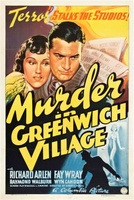Murder in Greenwich Village movie poster (1937) picture MOV_ced75c08