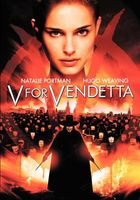 V For Vendetta movie poster (2005) picture MOV_ceda8811